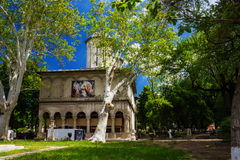 De kerk van Metropilitan Stock Foto's