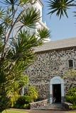 De Kerk van Moku'aikaua Royalty-vrije Stock Afbeeldingen