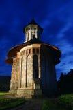 De kerk van Moldovita Stock Foto's
