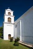 De Kerk van Nahuizalco Stock Afbeelding
