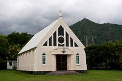 De Kerk van Noyal van het geval Royalty-vrije Stock Afbeelding