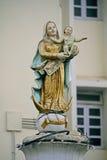 De Kerk van Onze Dame Of The Rosary Royalty-vrije Stock Afbeelding