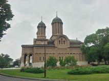 De kerk van Ortodox royalty-vrije stock afbeelding