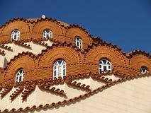 De kerk van Ortodox Royalty-vrije Stock Foto's