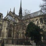 De kerk van Parijs Royalty-vrije Stock Foto's