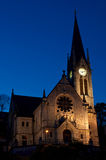 De Kerk van Pasquart Royalty-vrije Stock Foto