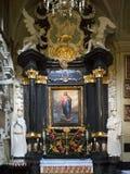 De Kerk van Paulite - Krakau - Polen Royalty-vrije Stock Afbeelding