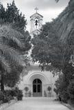 De Kerk van Pollensa in Majorca Royalty-vrije Stock Afbeelding