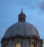 De Kerk van Quiapo Stock Foto