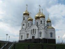 De Kerk van Rusland royalty-vrije stock afbeeldingen