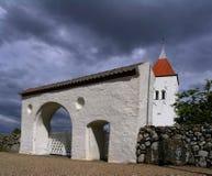 De kerk van Sahl Stock Afbeeldingen