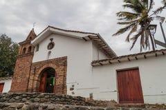De kerk van San Antonio in Cali royalty-vrije stock foto's