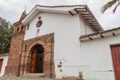 De kerk van San Antonio in Cali royalty-vrije stock afbeeldingen