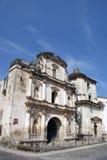 De kerk van San Augustin Royalty-vrije Stock Foto