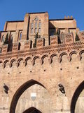 De kerk van San Domenico Royalty-vrije Stock Foto's