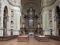 De kerk van San Filippo Neri in Turijn royalty-vrije stock afbeelding
