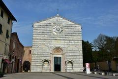 De kerk van San Francesco in Luca royalty-vrije stock fotografie