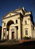 De kerk van San Giachimo in Milaan, Italië Stock Fotografie