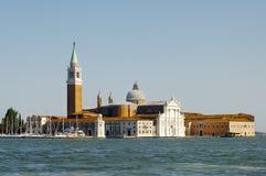 De kerk van San Giorgio Maggiore royalty-vrije stock foto