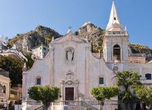 De Kerk van San Giuseppe Stock Foto