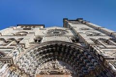 De kerk van San Lorenzo royalty-vrije stock foto