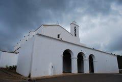 De kerk van San Mateo Royalty-vrije Stock Foto's