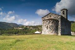 De kerk van San Michele Royalty-vrije Stock Fotografie