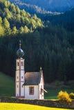 De kerk van Santa Maddalena Stock Foto's