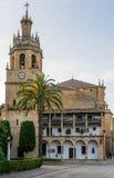 De Kerk van Santa Maria Royalty-vrije Stock Afbeelding