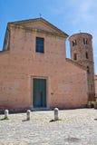 De kerk van Santa Maria Maggiore royalty-vrije stock fotografie