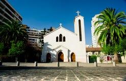 De Kerk van Santiago royalty-vrije stock foto