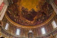 De kerk van Santissimaannuziata, Florence, Italië Royalty-vrije Stock Afbeeldingen