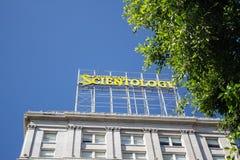 De Kerk van Scientology Royalty-vrije Stock Fotografie