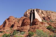De Kerk van Sedona Stock Foto's
