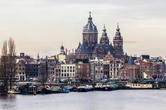 De Kerk van Sinterklaas royalty-vrije stock fotografie