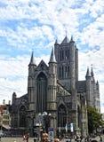 De Kerk van Sinterklaas Stock Afbeeldingen