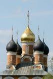 De kerk van Sinterklaas in Murom, Rusland Stock Fotografie