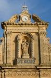 De Kerk van St Francis Royalty-vrije Stock Foto's