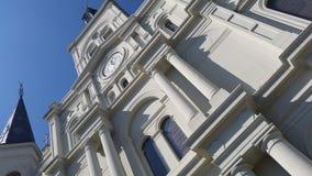 De kerk van St.Louis Stock Fotografie