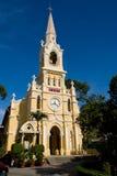 De Kerk van Tam van vrienden in Ho-Chi-Minh-Stad Royalty-vrije Stock Afbeeldingen