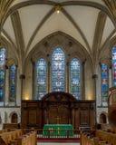 De kerk van de tempel, Londen Stock Fotografie