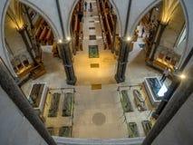 De kerk van de tempel, Londen Royalty-vrije Stock Foto's