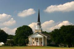 De kerk van Texas royalty-vrije stock foto's