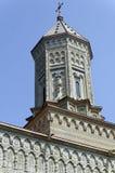 De Kerk van Treiierarhi, Iasi, Roemenië royalty-vrije stock afbeeldingen