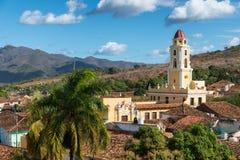 De kerk van Trinidad ` s Royalty-vrije Stock Fotografie