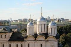 De Kerk van de Twaalf Apostelen, het Kremlin, Moskou royalty-vrije stock foto's