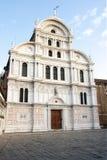 De kerk van Venetië royalty-vrije stock afbeeldingen