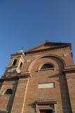 De Kerk van Verucchio Stock Afbeeldingen