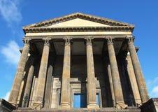 De kerk van Wellington, Glasgow Stock Afbeelding