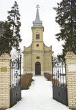 De Kerk van Zion Stock Fotografie